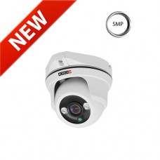 Provision-ISR 5MP 20M IR Fixed Lens Dome Camera DI-350A36+