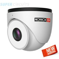Provision-ISR Face detection/recognition Motorized VF Dome Camera DW-320FR-MVF2