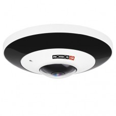 Provision-ISR IR Vandal-Proof Fish Eye 6MP IP PoE Camera FEI-360IP5
