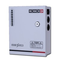Provision-ISR 9 CH 10Amp 12VDC Power Supply + Battery Back-up