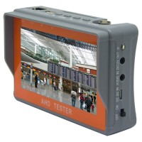 """Provision-ISR HD Analog 4.3"""" TFT LCD Monitor 2MP 4 In 1 Network Tester TM-434In1BL"""