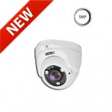 Provision-ISR 5MP 25M IR Fixed Lens Dome Camera DI-350AVF
