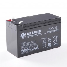 IDS 12V 7AH Battery sealed lead acid