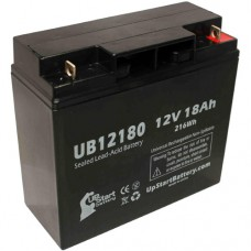 IDS 12V 18AH Battery sealed lead acid