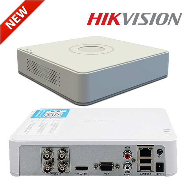 Hikvision 4 Channel Hd Turbo 4 Dvr Ds